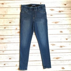 Old Navy 12 Rockstar Mid Rise Legging Jeans Skinny